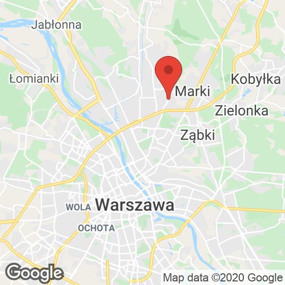 Mapa lokaliacji Osiedle Głębocka