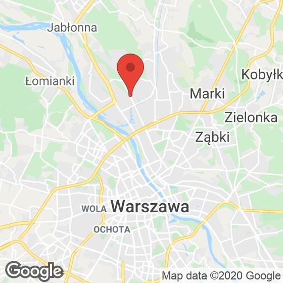 Mapa lokaliacji Miasto Moje