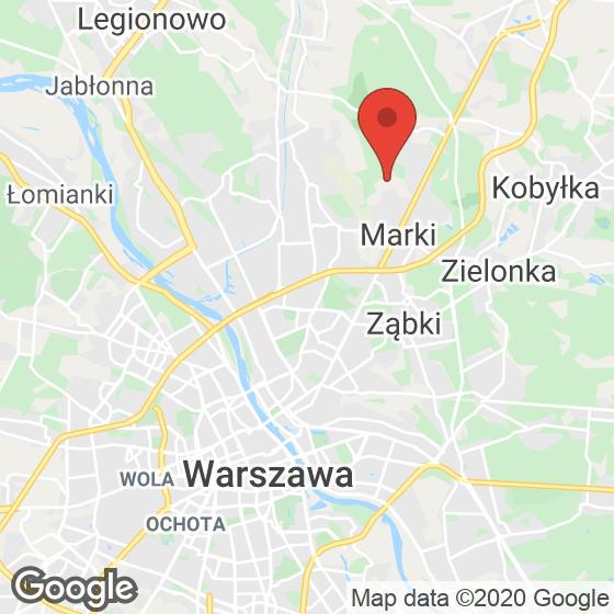 Mapa lokaliacji Osiedle Makówko