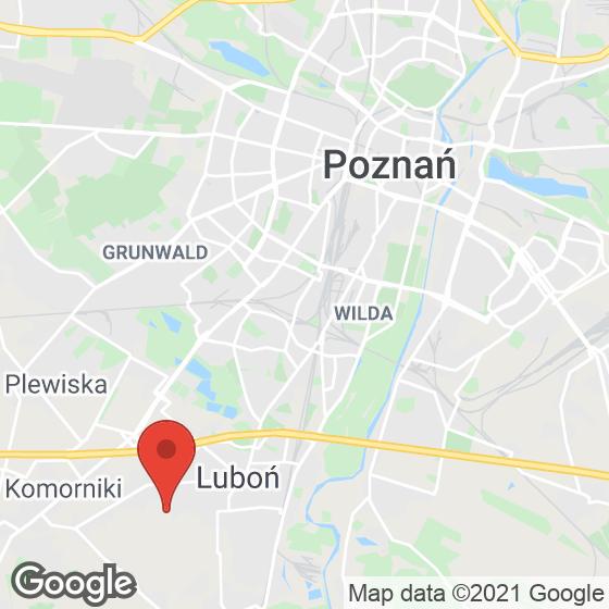 Mapa lokaliacji Luboń Kujawska