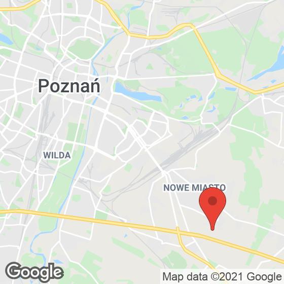 Mapa lokaliacji Osiedle Dobrepole