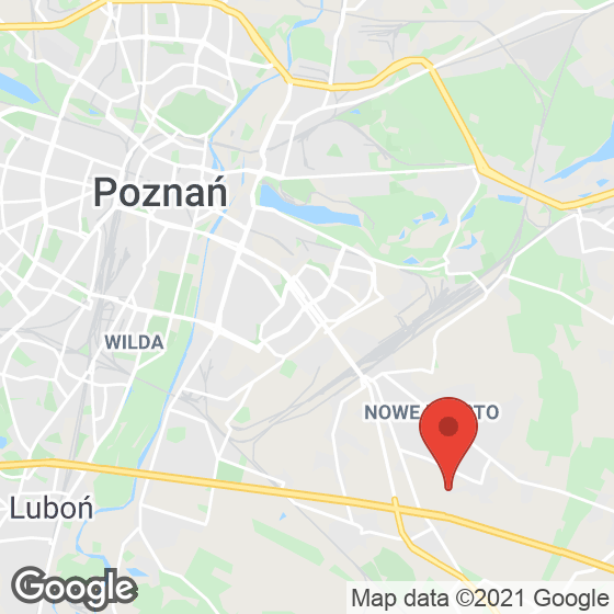 Mapa lokaliacji Chrzanovska 16