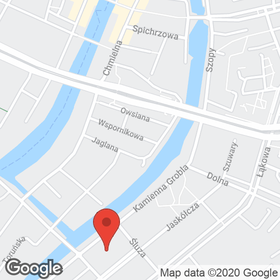 Mapa lokaliacji Riverfront Apartments