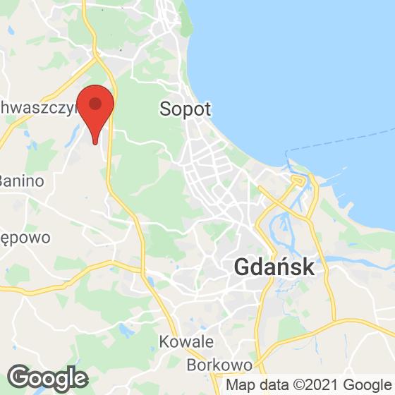 Mapa lokaliacji Diany 25