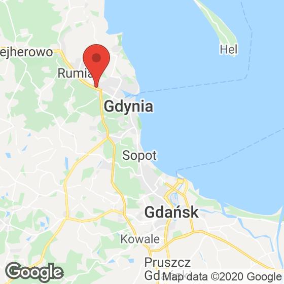 Mapa lokaliacji Osiedle Cis