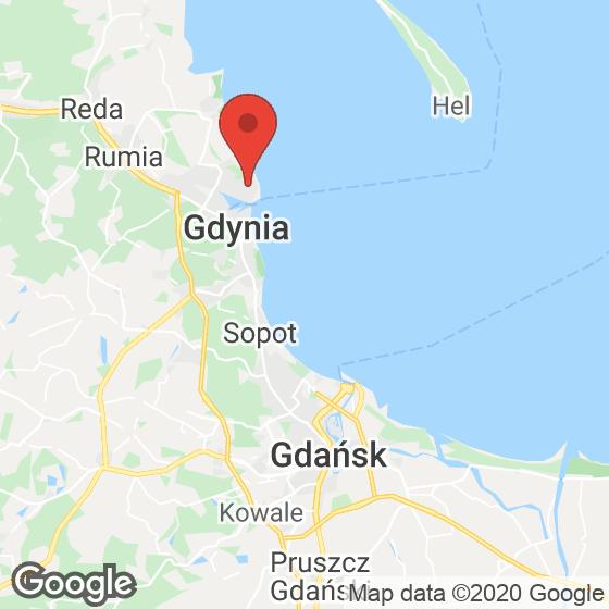 Mapa lokaliacji ATAL Bosmańska