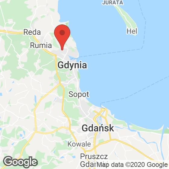 Mapa lokaliacji Signum