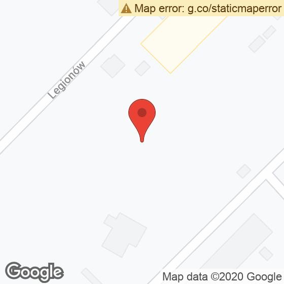 Mapa lokaliacji Grunwaldzkie Ogrody